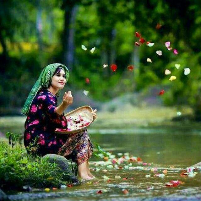 دختر لب رودخونه لیدا30