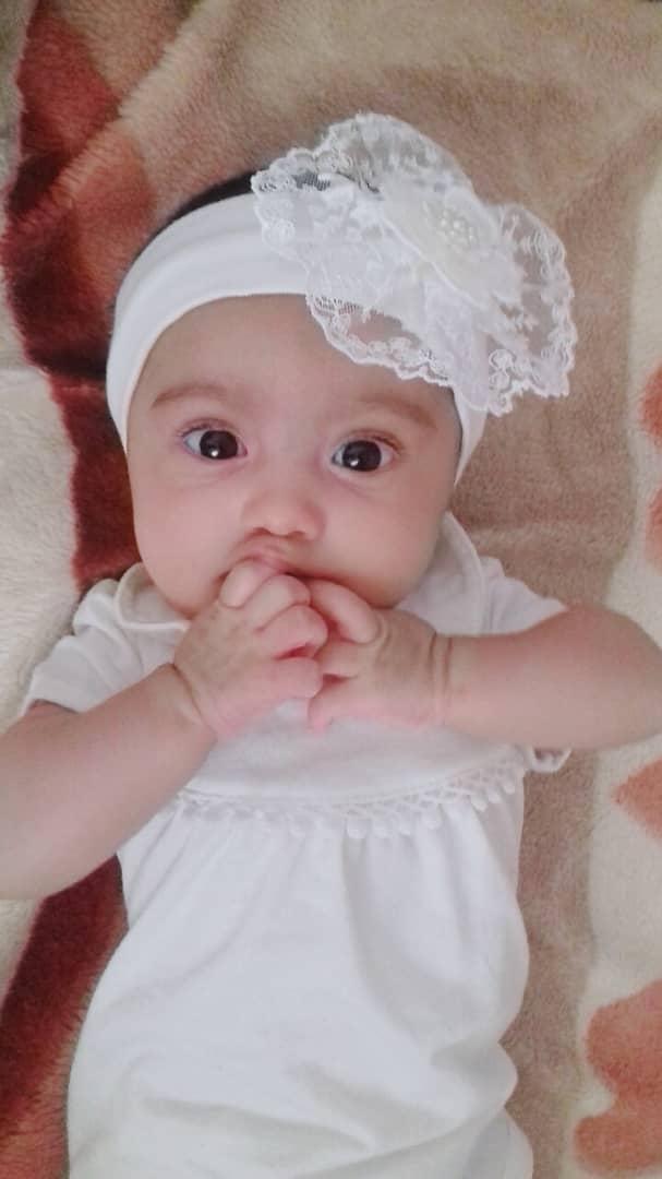 # هلیا خانم 3 ماهه از بوشهر زئووس0831