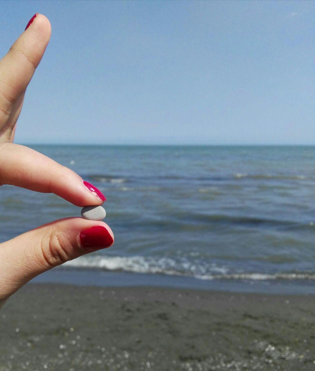 یکی از عکسایی که عاشقشم و از ساحل گیسوم انداختم آسنات76