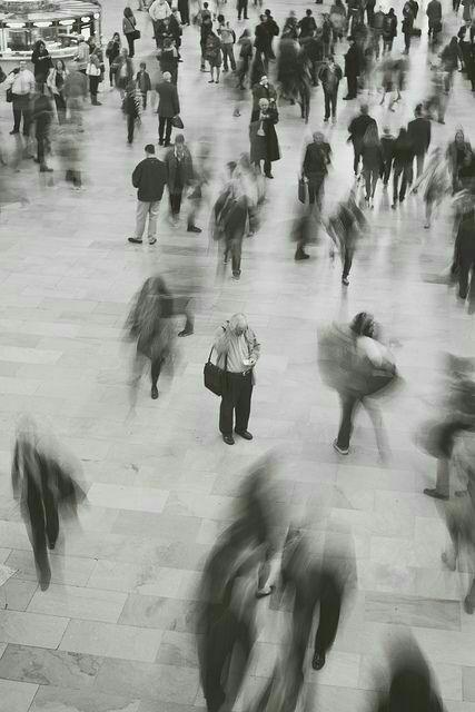 در غلغله ی جمعی و «تنها» شده ای باز محمدرضاا