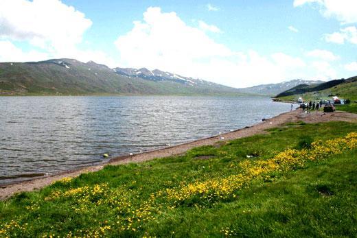 دریاچه نئور در سوباتان **abdolla**
