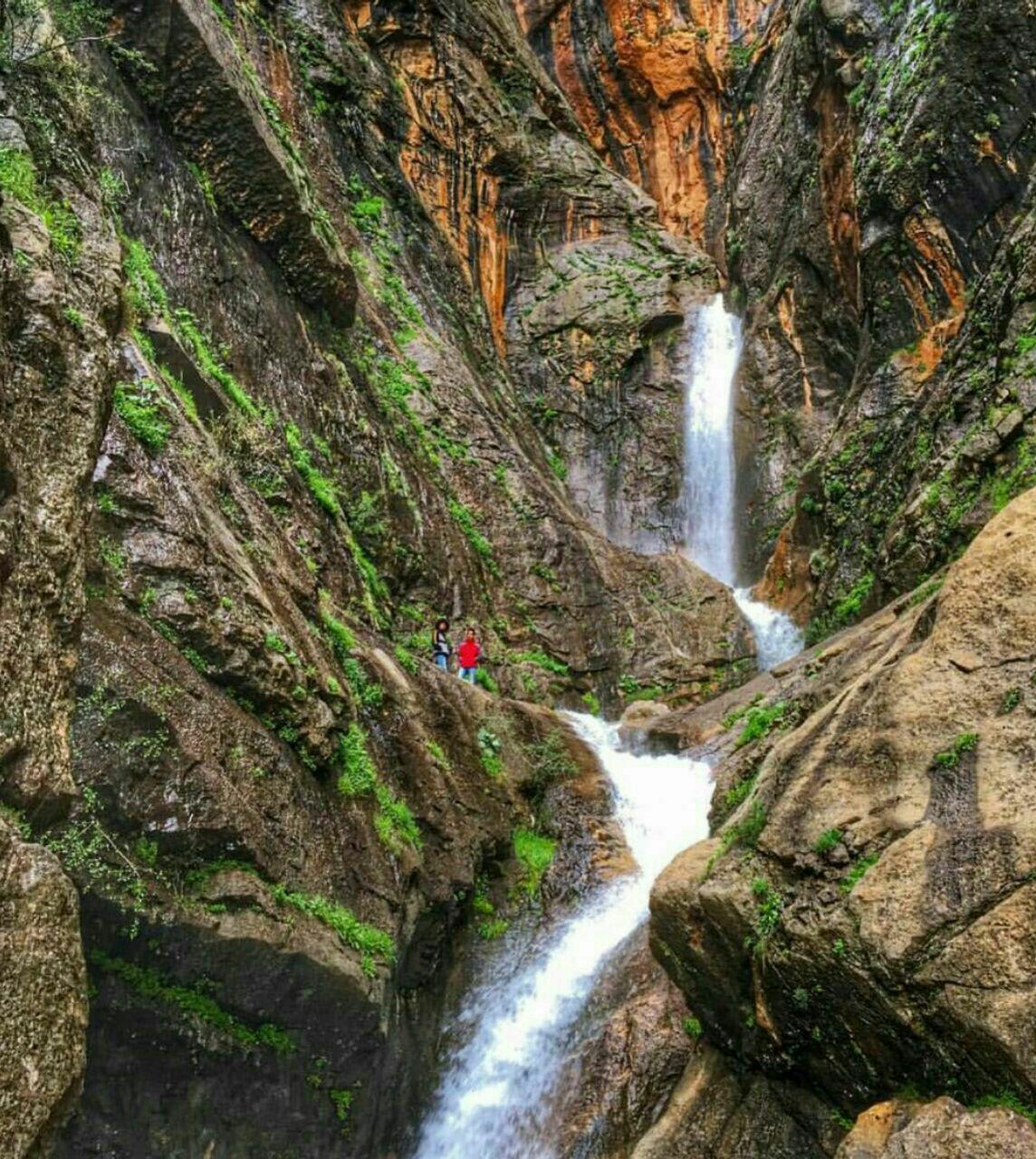آبشار تنگِ تاف **abdolla**
