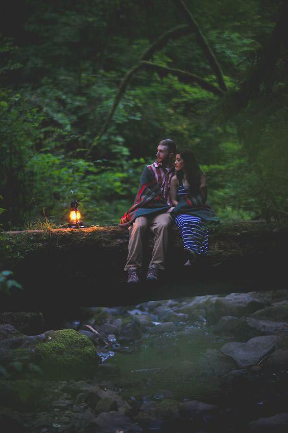 کلبه جنگلی یااسین